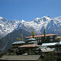 Shimla - Sangla - Kalpa - Kaza - Nako - Tabo - Manali - Keylong - rohtang pass Tour
