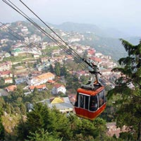 Mussoorie Honeymoon Special Package