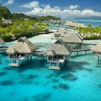 Bora Bora Overwater Value Vacation Tour