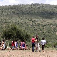 Meru - Samburu - Treetops - Nakuru Tour