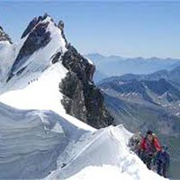 5 Days Mount Kenya Climbing Sirimon Out Chogoria Tour