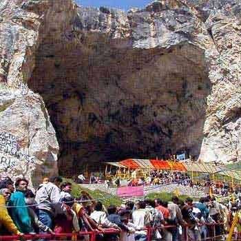 Amarnath By Helicopter Tour