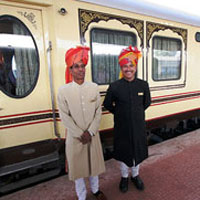 Luxurious Journey with Palace on Wheels Tour
