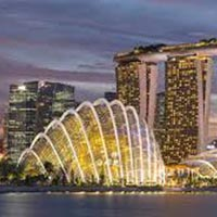Honeymoon In Bali & Singapore Tour