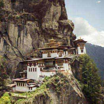 Enchanting Bhutan Holiday