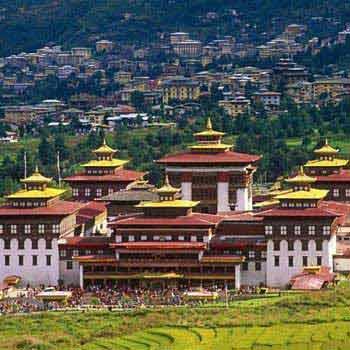 A Taste of Bhutan Tour