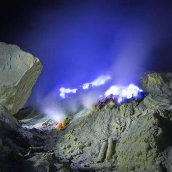 Mount Bromo & Ijen Blue Fire Package