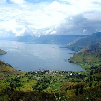Lake Toba and Berastagi Tour Package