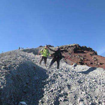 Mount Rinjani Trekking 5 Days Package