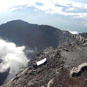 Mt Kerinci Volcano Trekking 5 Days Package