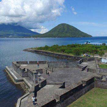 Ternate Tours Package