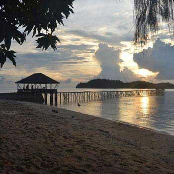 Gorontalo Togian Island Tour Package