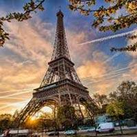 Prague, Switzerland and Paris / 8 Days Tour