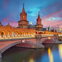 Germany, Austria, Amsterdam with Berlin / 7 Days Tour