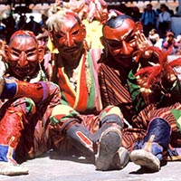 Jakar Festival and Bumthang Culture Tour
