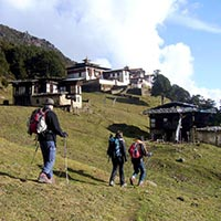 Bhutan Day Hikes Tour