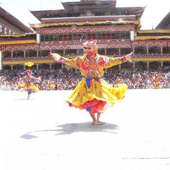 Thimphu & Thangbi Mani Festival Tour