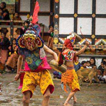 Cultural Tour of West & Central Bhutan