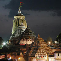 Golden Triangle of Odisha with Gopalpur Tour Package