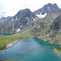 Kashmir Water Trekking Tour(3nights/4days)