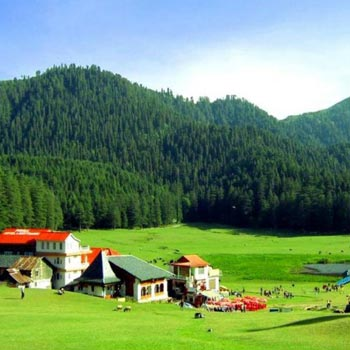 Dalhousie - Dharamshala Combination 4N/5D Package