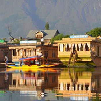 Houseboat New Maharaja Palace & Group, Srinagar J&K India