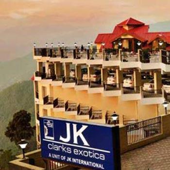Hotel JK Clarks Exotica, Dalhousie HP India Tour