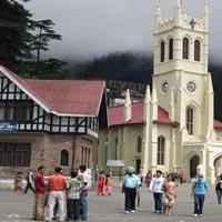 Delhi - Kullu - Manali - Shimla Volvo Tour Package