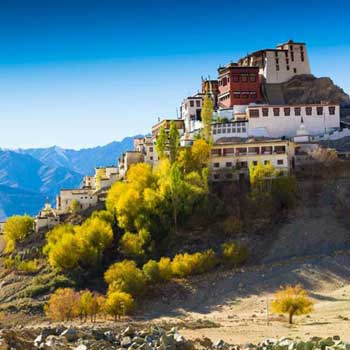 Fly Ladakh Ex. Delhi 6 Nights / 7 Days Tour