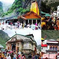 Chardham Yatra 11 Night 12 Days Ex. Delhi Tour