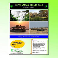 African Safari Tour