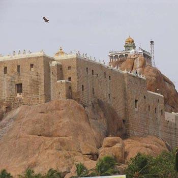 Tamil Nadu Temples Trip