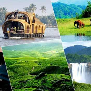 Munnar Thekkady Alleppey SWKL0002 Package