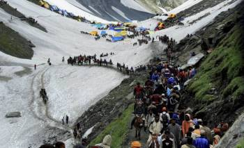 Amarnath Yatra 2017 02 Nights - 03 Days Tour