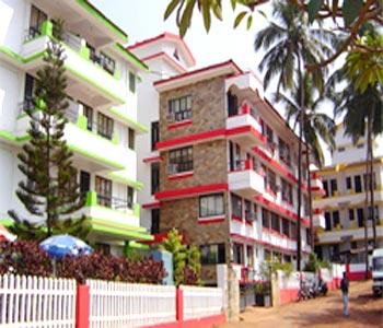 Alor Grande Holiday Resort- Goa