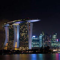 Thrilling Singapore With Cruise Tour