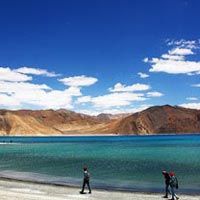 Valleys of Ladakh with Pangong Stay