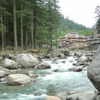 Gangotri - The Origin of Ganges River - Rishikesh Tour