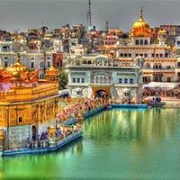 Delhi - Amritsar package