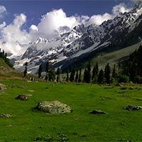 Blissful Kashmir Package