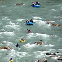 Shivpuri - Rishikesh River Rafting Tour