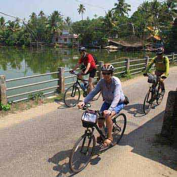 Kerala Cycling Tour