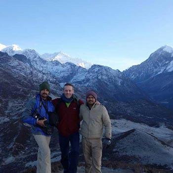 Sikkim Dzongri Trek Tour