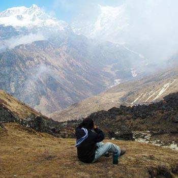 Sikkim Khangchendzonga Trek Tour