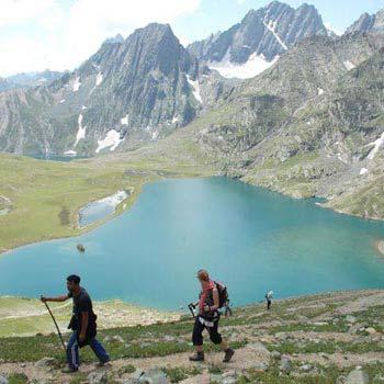 Green Lake High Altitude Trek Tour