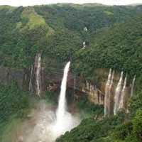 East North India Meghalaya Tour