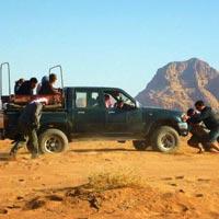 Jeep Adventure Tour