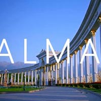 Winter In Almaty: Ski, History, Cuisine 3 Nights & 4 Days Tour