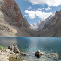 Tajikistan 3 Nights/4 Days Tour