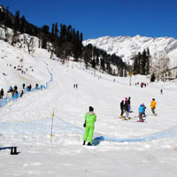 Beauty of Himachal - Honeymoon Package